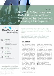 free bank case study